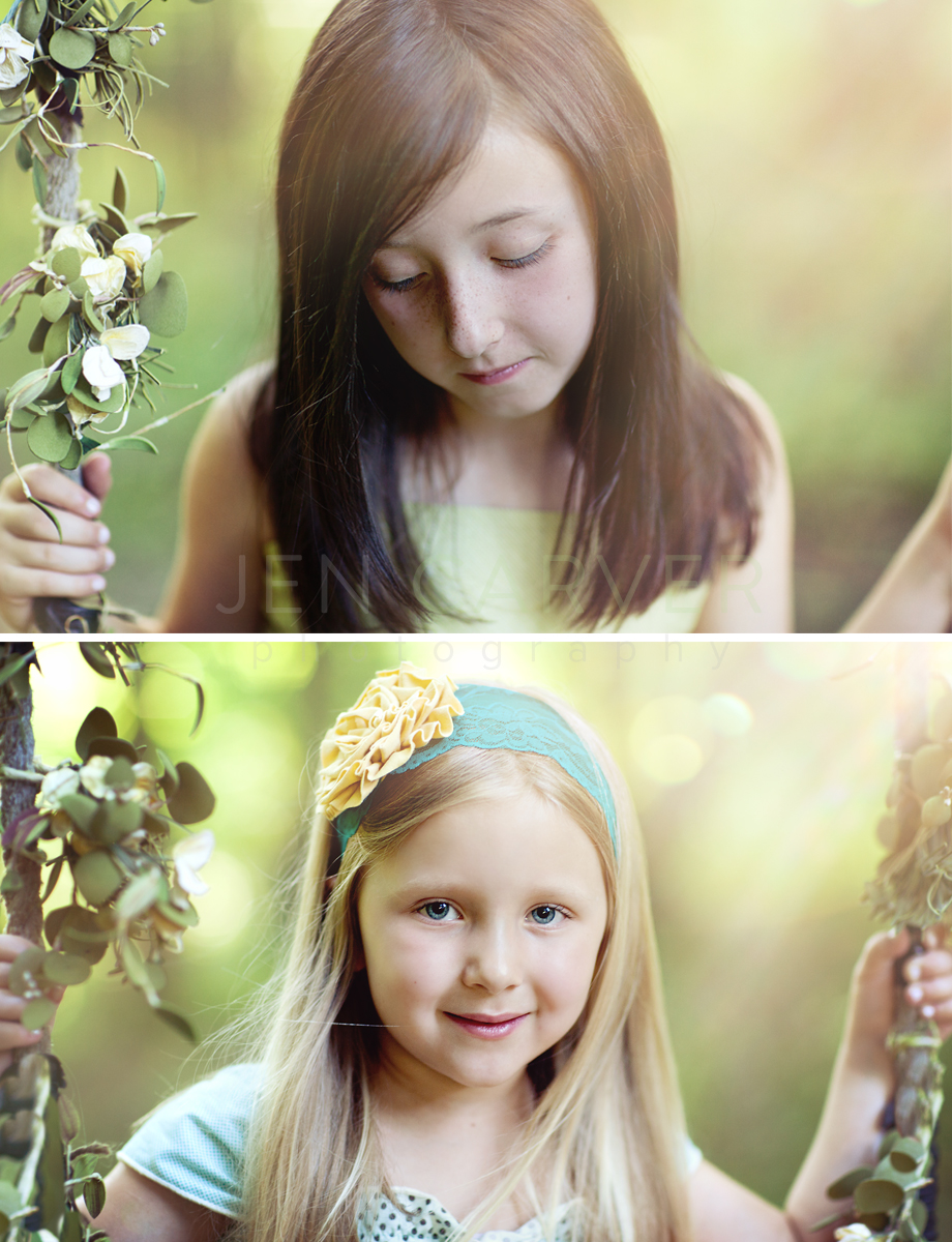 cantwell3 Sisters. Sewickley, PA Child Photographer