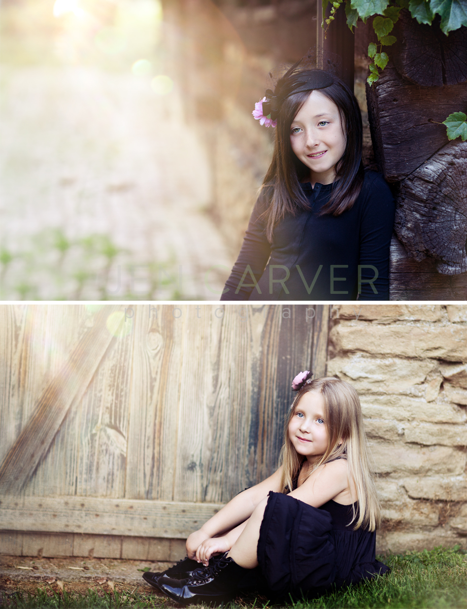 cantwell5 Sisters. Sewickley, PA Child Photographer