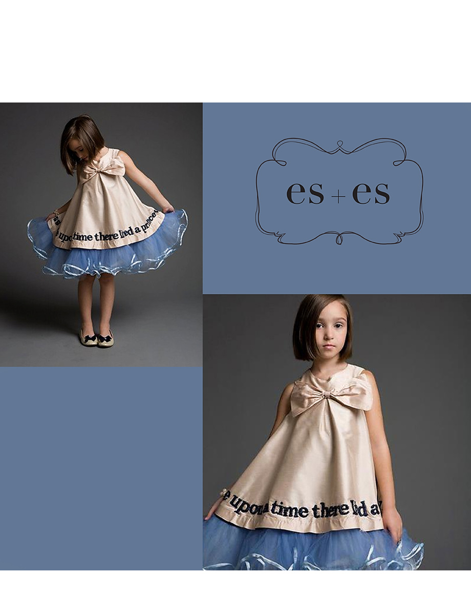 es+es 2 Gorgeous dress giveaway by es+es kids and Free Photoshop Workshop!